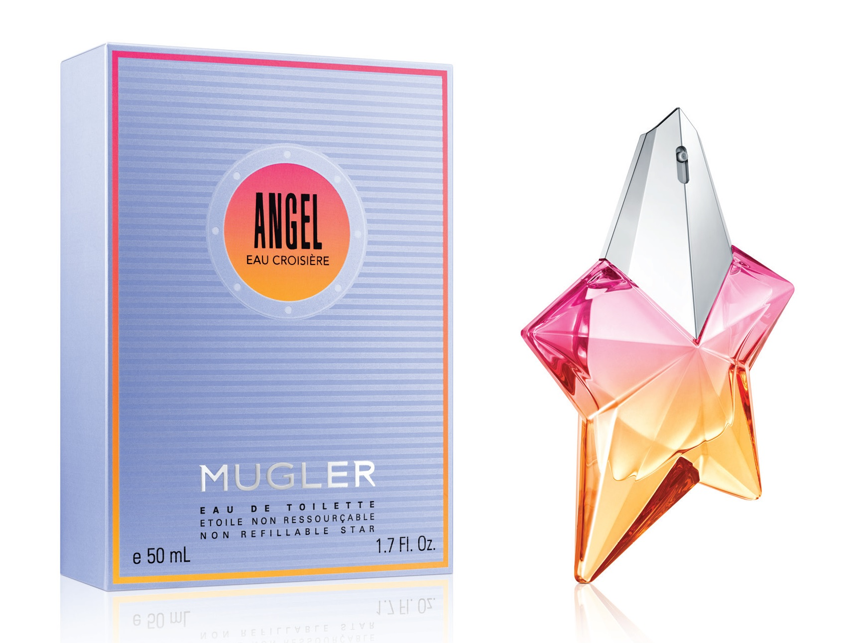 Angel Eau Croisière Mugler voor dames