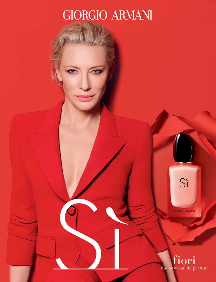 Sì Fiori Giorgio Armani аромат новый аромат для женщин 2019