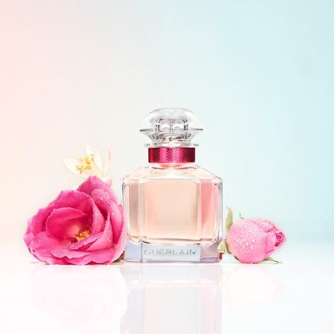 Guerlain Femme Rose Pour Mon Of Bloom UMpzqSV
