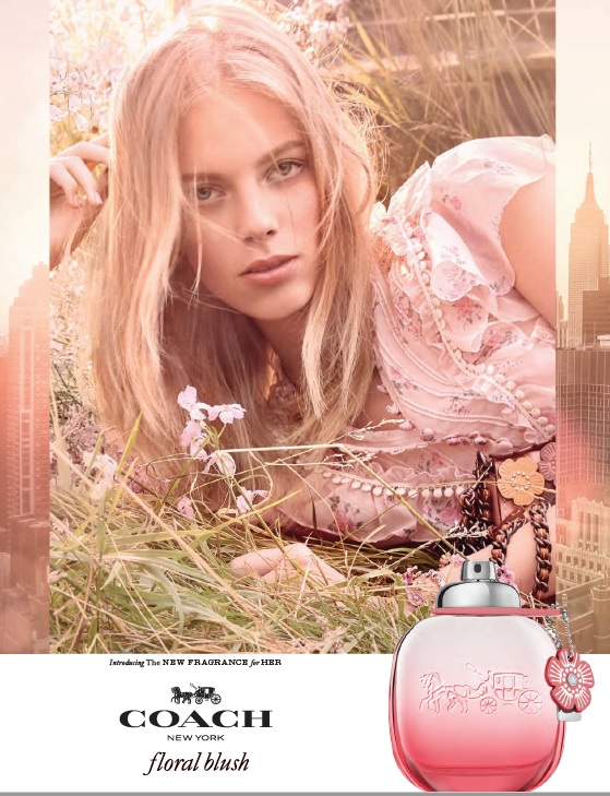 Coach Floral Blush Coach parfum een nieuwe geur voor dames