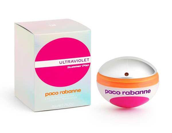 b9eb5e286 Ultraviolet Summer Pop Paco Rabanne perfume - a fragrância Feminino 2007