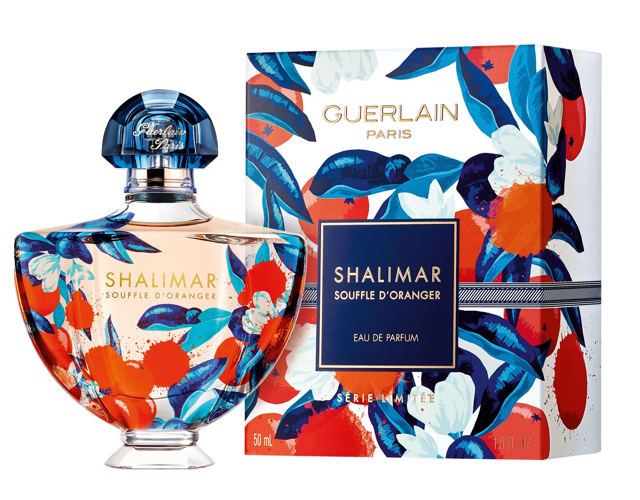 Women For Guerlain D'oranger Shalimar Souffle LjAR54