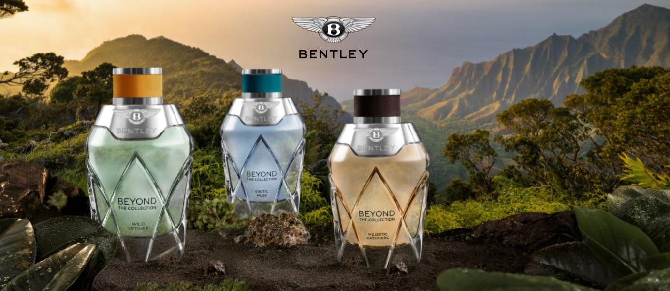 Exotic Musk Bentley parfum - un nouveau parfum pour homme et femme ...