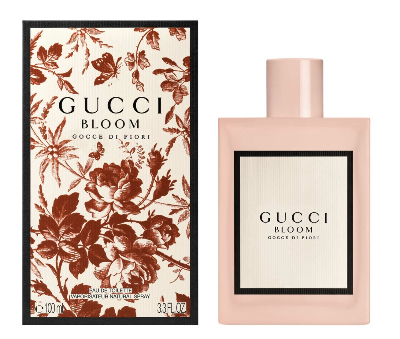 eb8ba9dcb9 Bloom Gocce di Fiori Gucci perfume - a new fragrance for women 2019