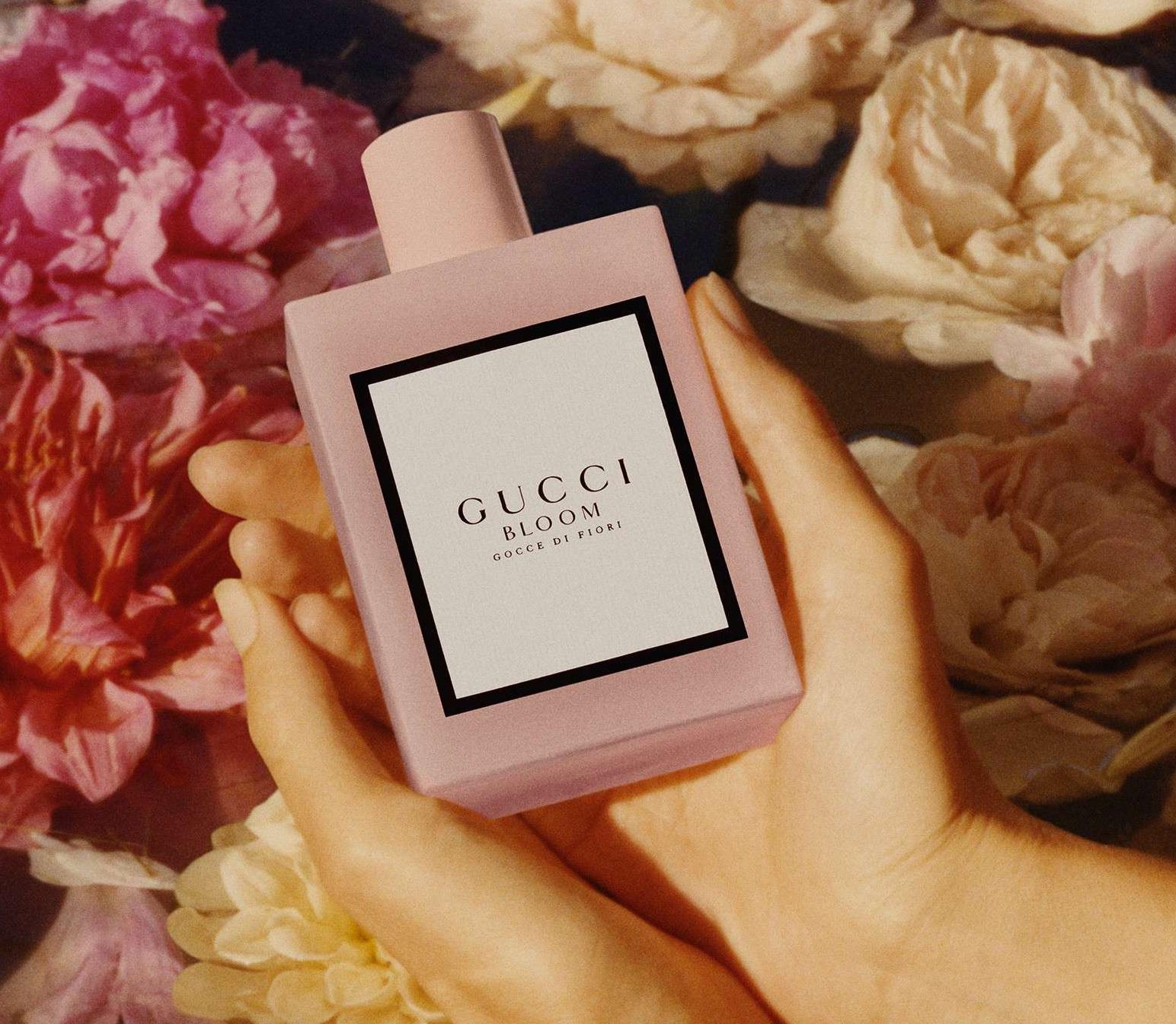 df2fc34d9f Bloom Gocce di Fiori Gucci perfume - a new fragrance for women 2019
