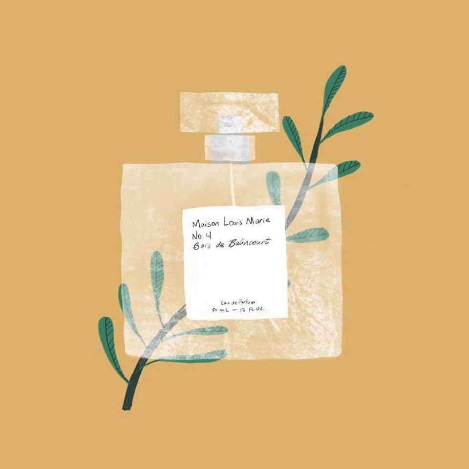 Balincourt Maison Pour Parfum Louis Marie 04 No Bois De Un 76gYfby