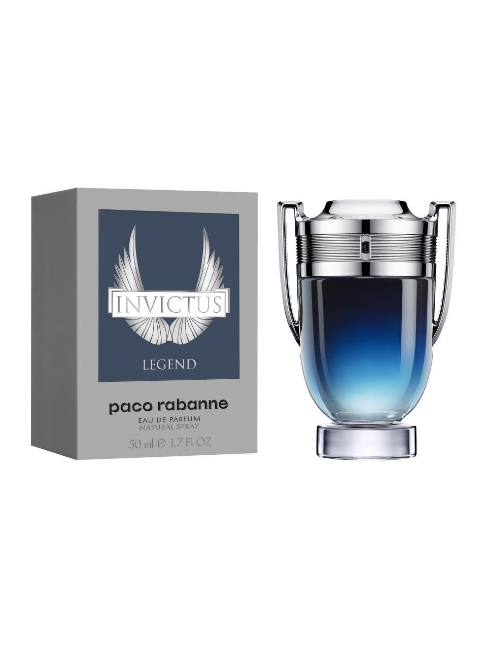 Invictus Legend Paco Rabanne одеколон новый аромат для мужчин 2019