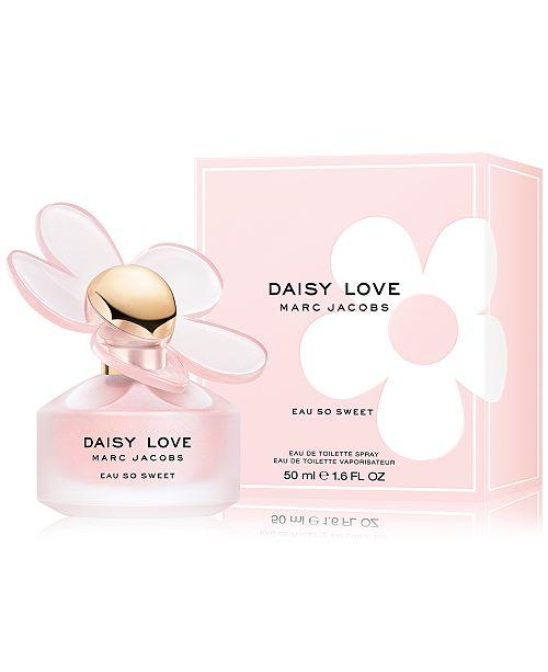 fec716330ea0 Daisy Love Eau So Sweet Marc Jacobs perfume - a new fragrance for ...