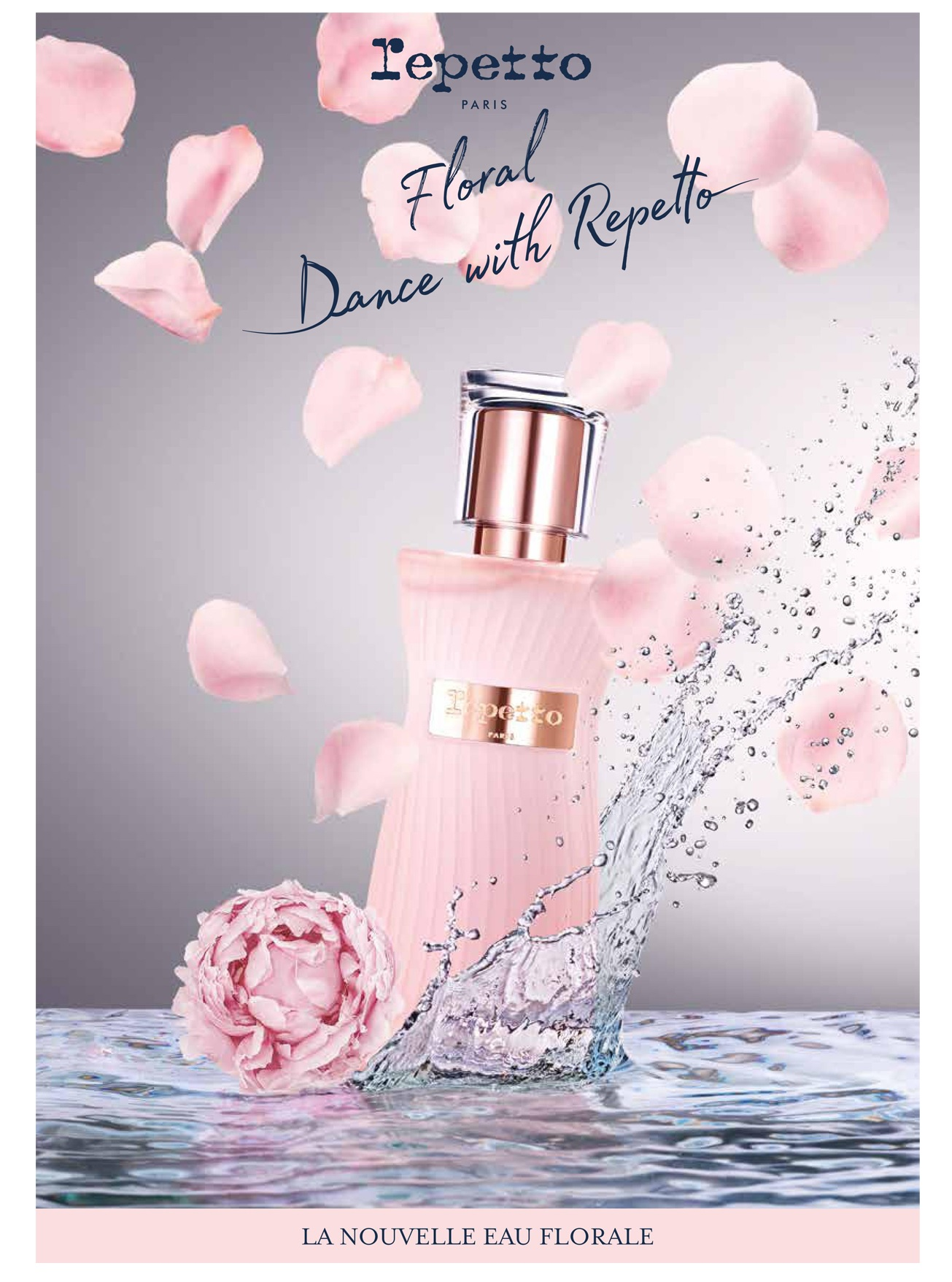 Dance With Repetto Florale Repetto Perfume A New Fragrance For