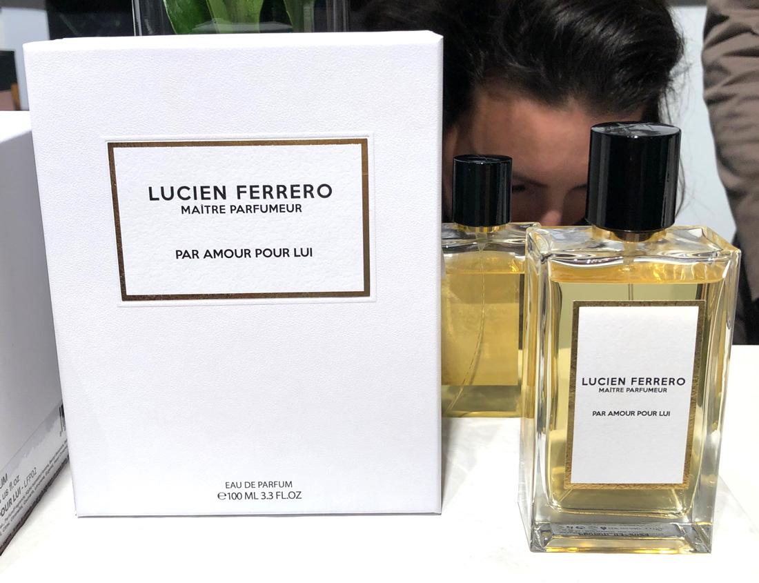 Par Amour Pour Lui Lucien Ferrero Maitre Parfumeur Colonia
