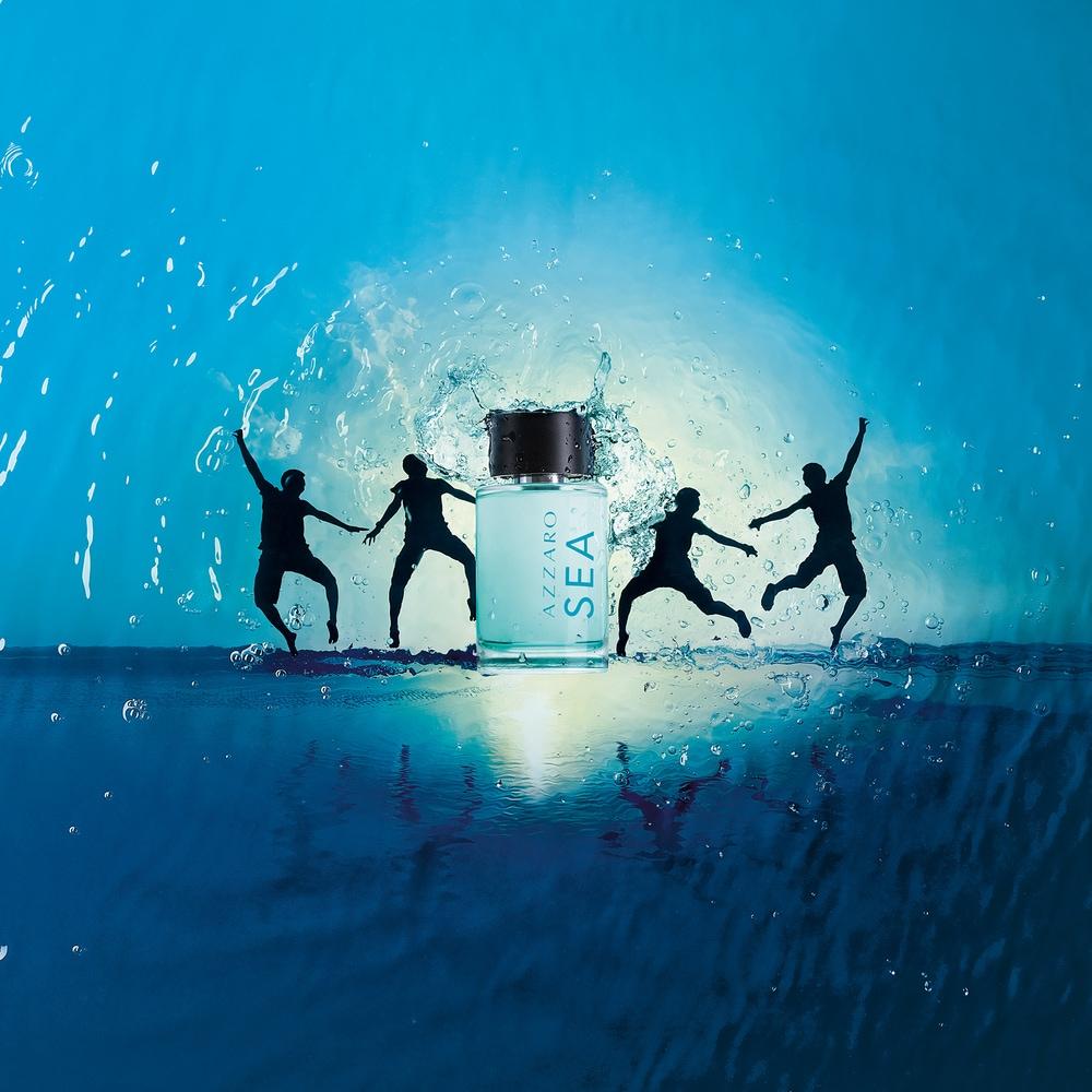 Sea Azzaro parfum - een nieuwe geur voor dames en heren 2019