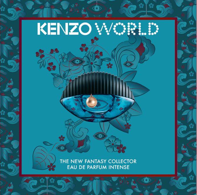 Kenzo World Eau Fantasy De Parfum Collection Intense zVMpSUq