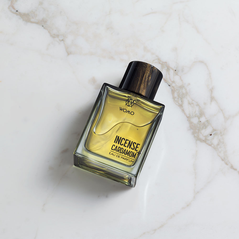 Incense + Cardamom Womo perfume - a fragrance for women and men 2017