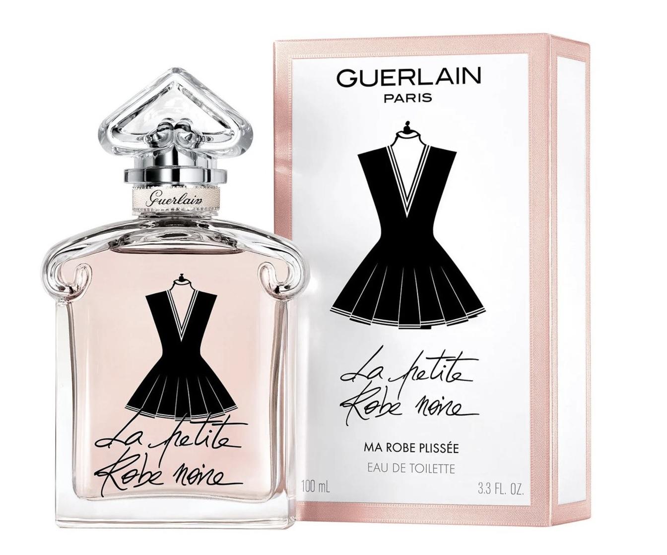 la petite robe noire pliss e guerlain perfume a new fragrance for women 2019. Black Bedroom Furniture Sets. Home Design Ideas