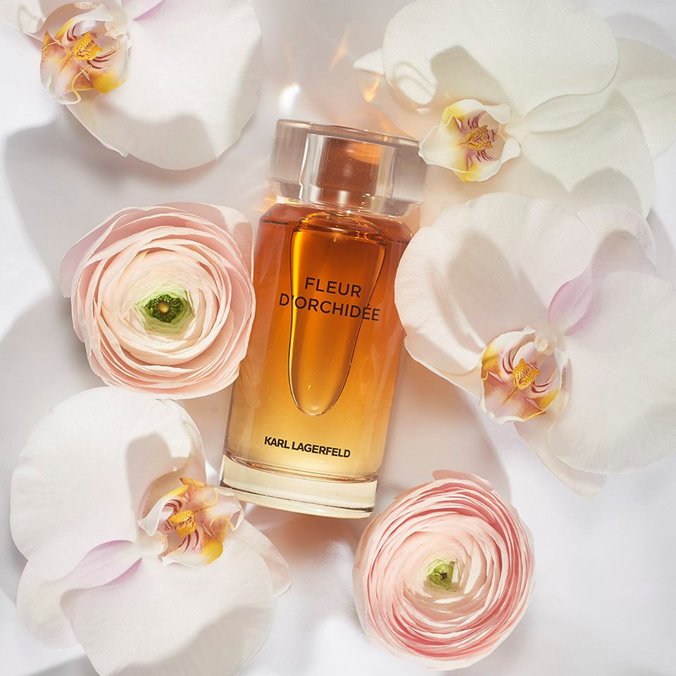 81c0ec87812 Fleur d'Orchidee Karl Lagerfeld perfume - a new fragrance for women 2019