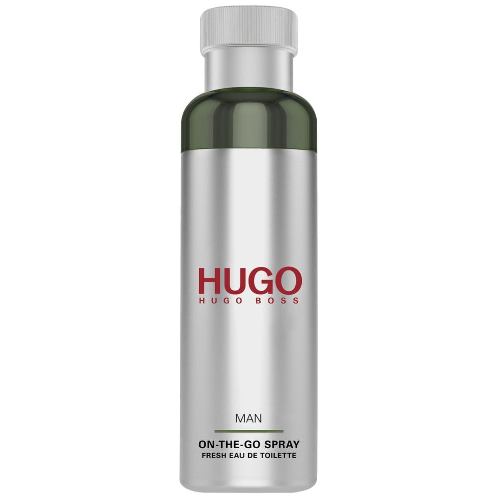 hugo man on the go spray hugo boss cologne ein neues. Black Bedroom Furniture Sets. Home Design Ideas