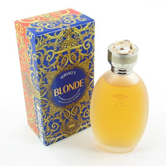 Blonde Blonde Versace Versace Pour Femme dxCBroe