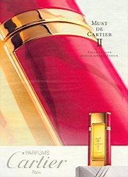 Ii Femme 1993 Cartier Must Parfum Un Pour qSMzVUpG