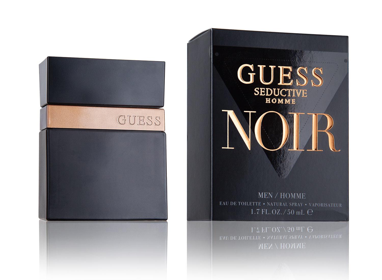 Guess Seductive Noir Homme Guess voor heren