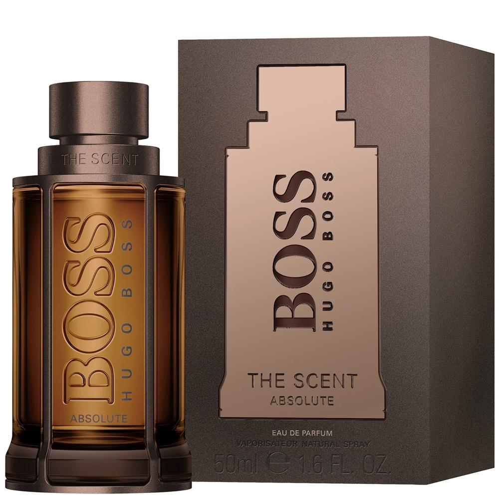 hugo boss the scent