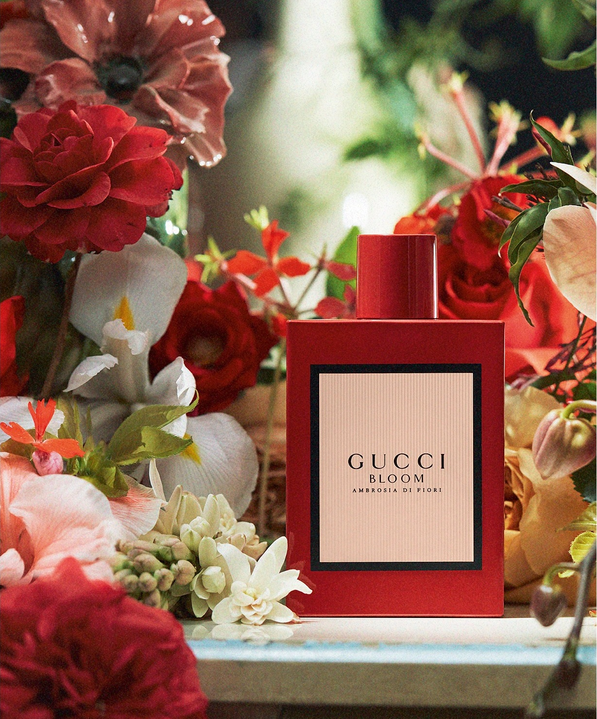 Fiori.Gucci Bloom Ambrosia Di Fiori Gucci Perfume A New Fragrance For