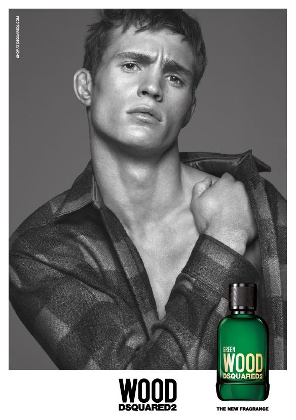 Green Wood DSQUARED² cologne - een nieuwe geur voor heren 2019