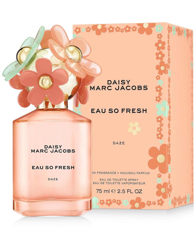 Daisy Eau So Fresh Daze Marc Jacobs perfume - a new fragrance for ...