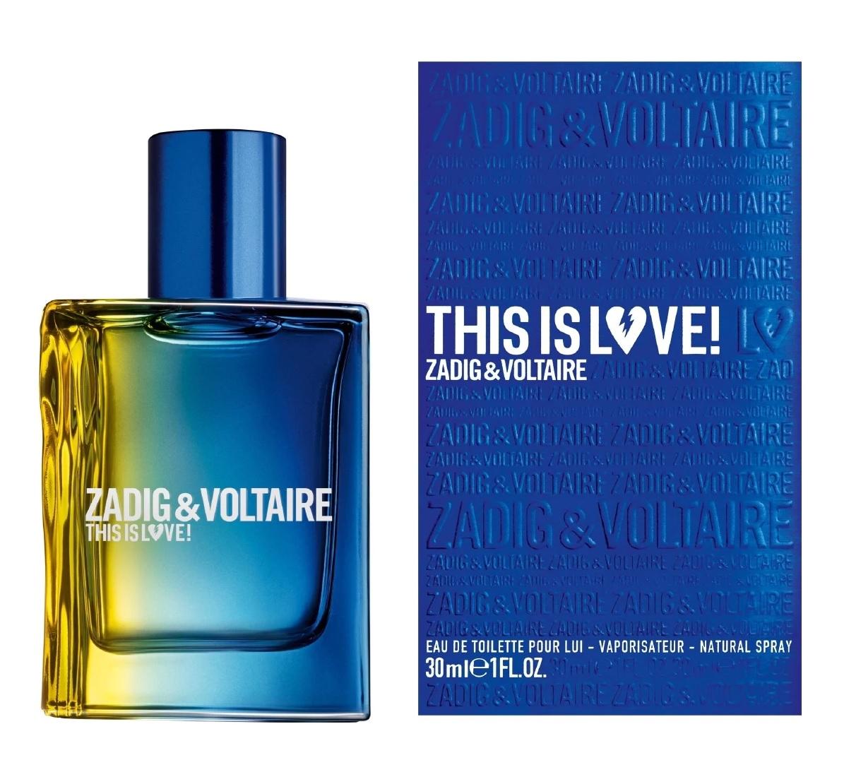парфюм Zadig