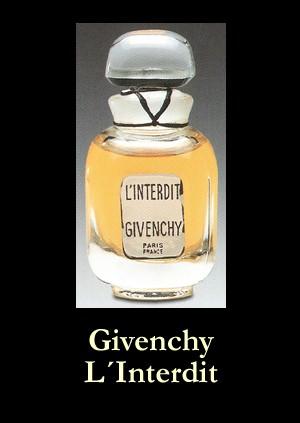 L'interdit Givenchy Givenchy Femme Pour L'interdit gyf76b