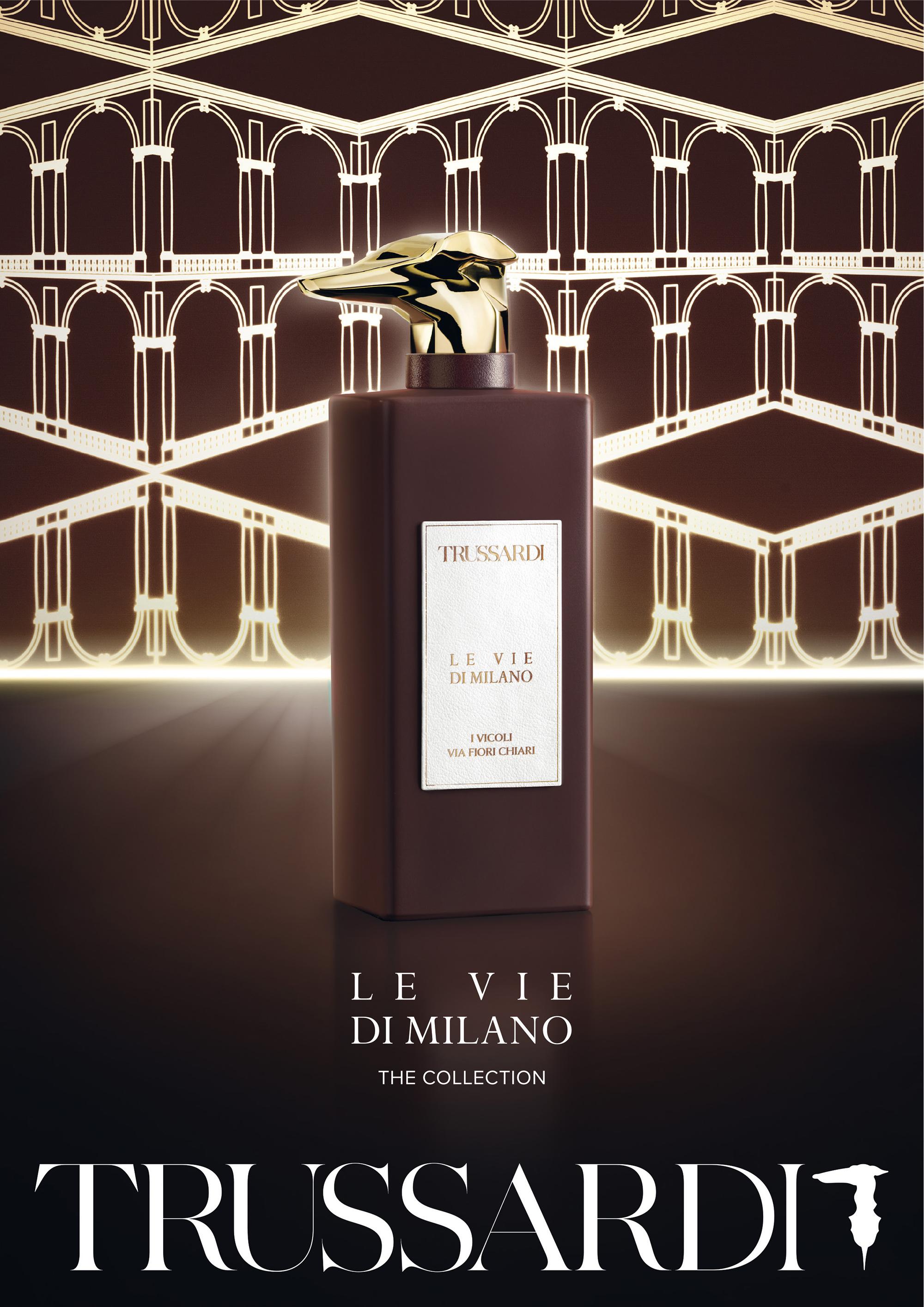 Fiori Chiari 9.I Vicoli Via Fiori Chiari Trussardi Perfume A New Fragrance For