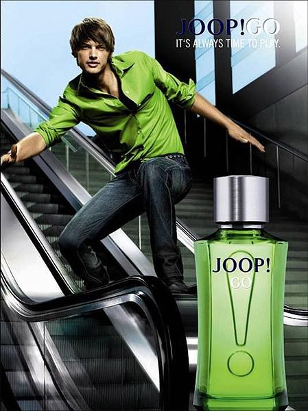 Joop! Go Joop! cologne - een geur voor heren 2006