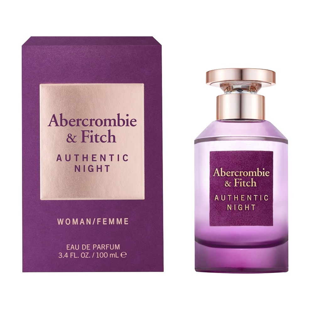 Authentic Night Femme Abercrombie & Fitch für Frauen