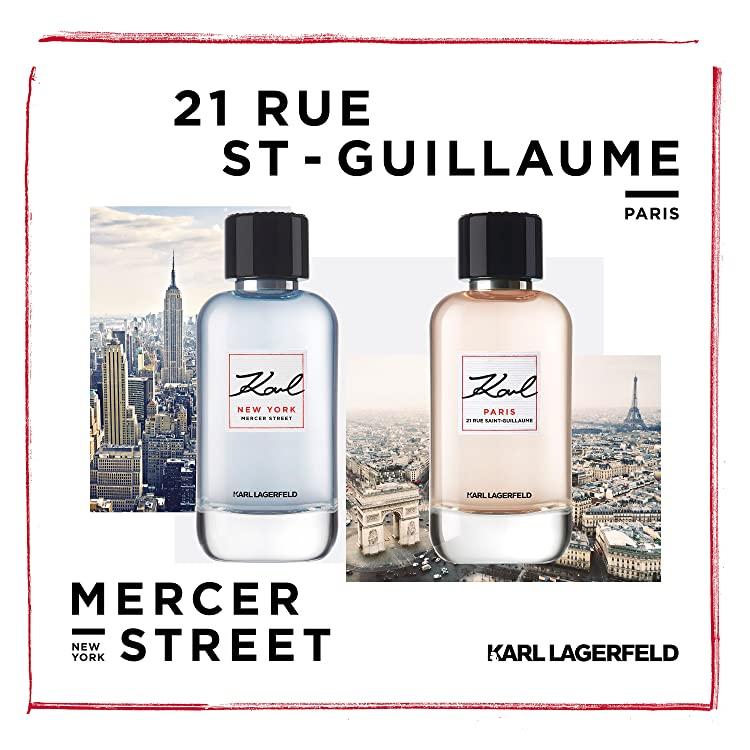 Karl Paris 21 Rue Saint Guillaume Karl Lagerfeld Parfum