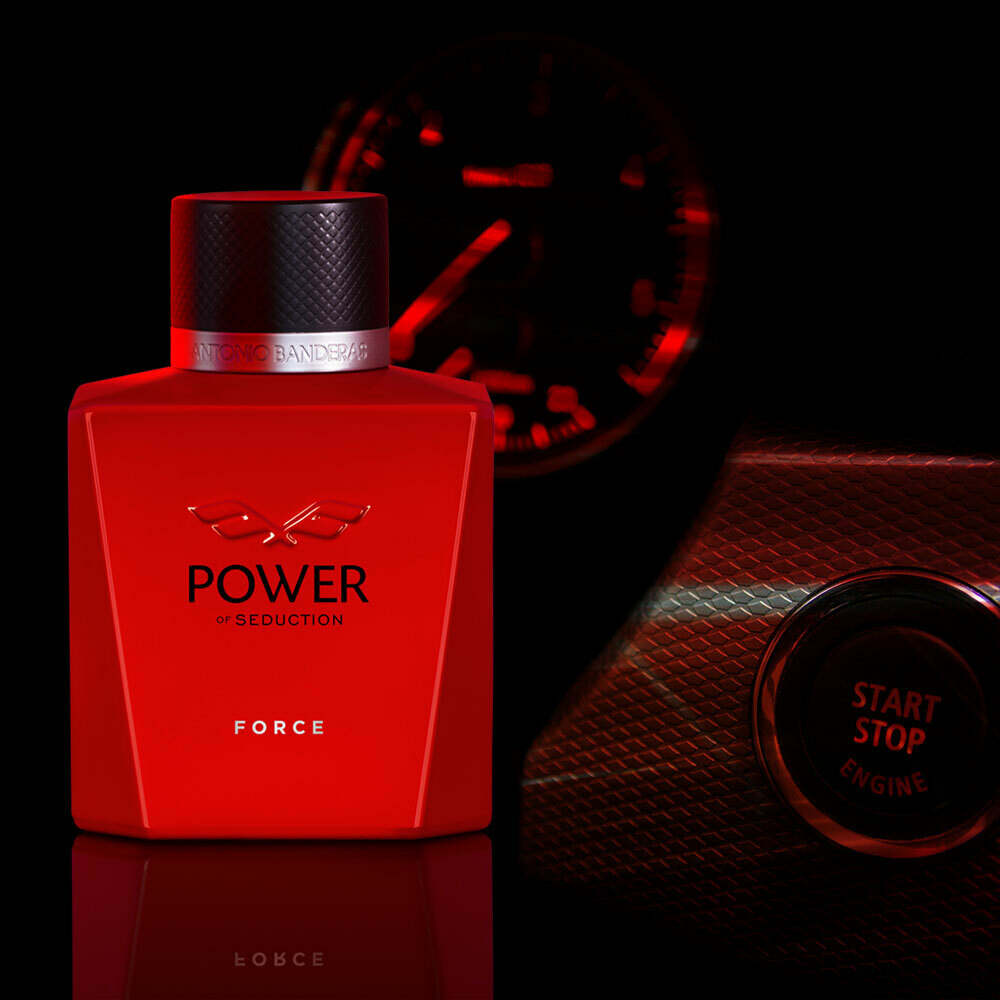 Power of Seduction Force Antonio Banderas para Hombres