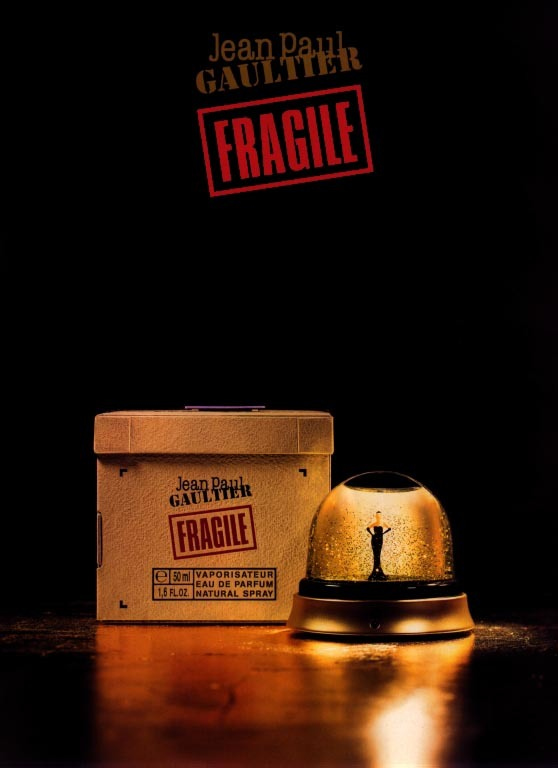 Mujeres 1999 Una Jean Paul Gaultier Para Fragile Perfume Fragancia IHWED29