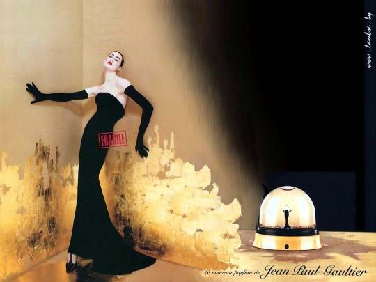 Gaultier Pour Paul Fragile Jean Femme 0wOPk8n