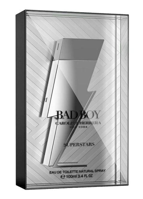 Bad Boy Superstar Collector's Edition Carolina Herrera cologne - a ...