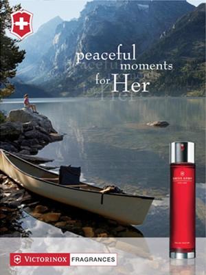 Swiss Army For Her Victorinox Swiss Army Perfume Una