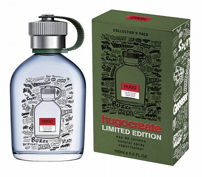 Hugo Create Limited Edition Hugo Boss одеколон аромат для мужчин 2009