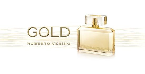 Gold Roberto Verino perfume - a fragrance for women 2009 a1161365c541