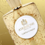 Gold Fair in Mayfair by Atkinsons: The Fragrance of Cozy Luxury