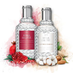 4711 Acqua Colonia Seasonal Editions: Cotton   Almond and Pomegranate   Eucalyptus