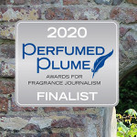 Two Fragrantica Finalists for The Perfumed Plume Awards
