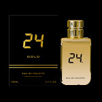 Three Golden Perfumes By 24 Gold