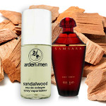 Arden Men and the Search for Sandalwood