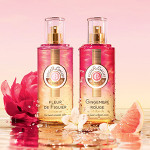 Roger   Gallet Les Eaux Fraiches Pailletes: Fleur de Figuier Edition Or and Gingembre Rouge Edition Or