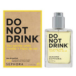 Sephora Launches 87% Natural Based, Do Not Drink Collection