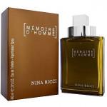 Memoire D Homme Nina Ricci: The Most Pleasant Memories