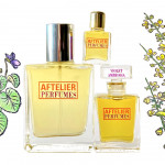 Aftelier Perfumes Releases Violet Ambrosia