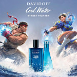 Davidoff Cool Water Street Fighter Champion Summer Editions for 2021